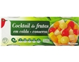 Cocktail Frutas Auchan Em Calda Cat.Extra 3x220 G