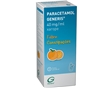 Xarope Generis Paracetamol 40mg/ml 85ml