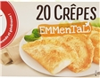 Crepes Auchan Queijo Emmental Ultracon 2o Un