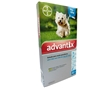 Desparasitante Cao Advantix 4-10kg Pipeta