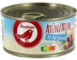 Atum Auchan Essencial Ao Natural 185 G