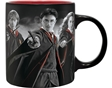 Caneca Harry Ron  Hermione  Harry Potter