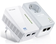 KIT POWERLINE TP-LINK 500M C/AP 300M (1 WPA4220+1 PA4020P)