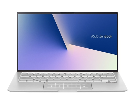Asus_ZenBook 14_UM433_Icicle Silver_01