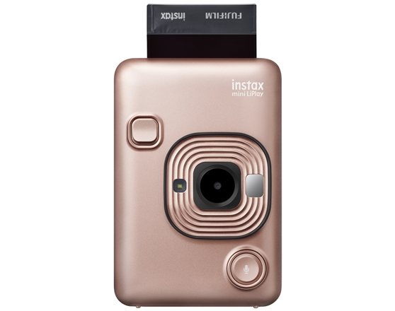 Instax LiPlay Blush Gold