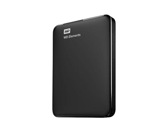 ELEMENTS PORTABLE 2TB BLACK WORLDWIDE