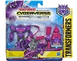 Cyberverse Transformers Spark Armor Battle