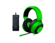 KRAKEN TOURNAMENT EDITION -WIRED GAMING HEADSET WITH USB AUDIO CONTROLLER-GREEN