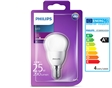 Lampada Led 25w P45 Philips E14 Cw 230v Fr Nd 1bc/4