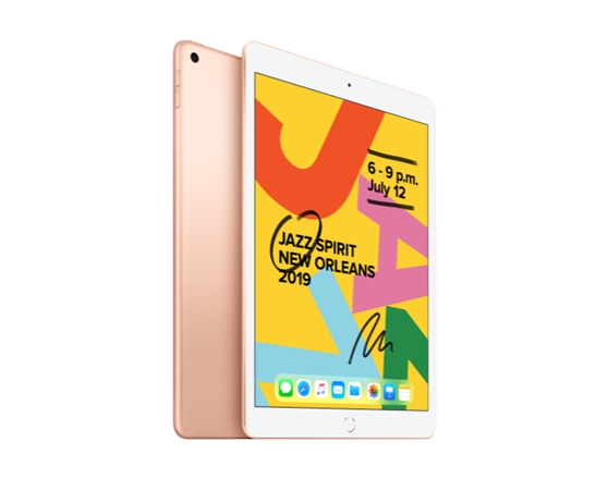 10.2-inch iPad Wi-Fi 32GB - Gold
