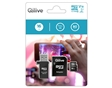 MICRO SD HC QILIVE 16GB CL10 + Reader