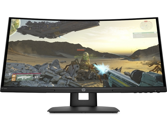 HP X24C CURVED GAMING MONITOR EUROPE