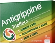 Comprimidos Antigripine Trieffect 500mg + 5mg 20un
