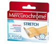 Banda Mercurochrome Stretch 1mx6cm