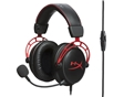 Auscultadores Gaming Kingston Vermelho  Hyperx Cloud Alpha