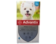 Desparasitante Cão Advantix 100 4-10kg 4x0,1ml