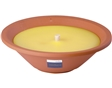 Vaso Terracota  Royal Flame Citronella(+-13h)