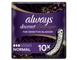 Penso Incont Ausonia Discreet Boutique Normal 10 Un