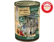 Comida Húmid Natural Greatness :Cão Borrego/papaia 400g