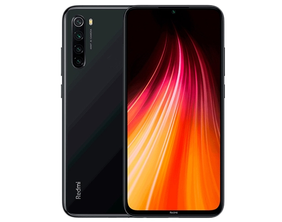 Xiaomi Note 8T Both