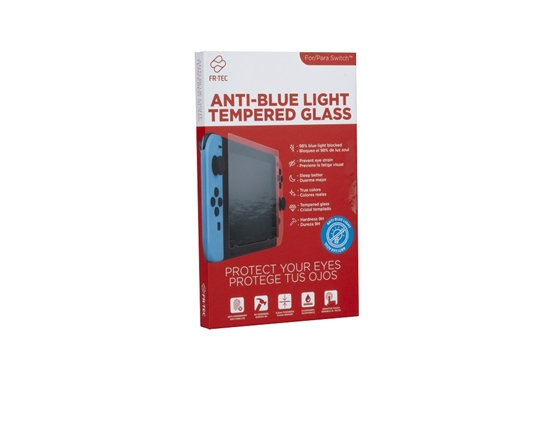 PROTETOR DE ECRÃ ANTI-BLUE:LIGHT NINTENDO SWITCH BLADE