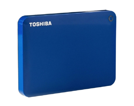 "Disco Externo Toshiba 2.5"" 1TB CANVIO ADVANCE Blue"