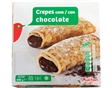 Crepes Auchan  Com Chocolate 540g