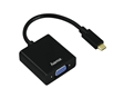 Adaptador Hama Usb-c P/vga Full Hd 135727