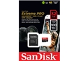 SanDisk Extreme Pro microSDHC 32GB 100MB/s A1 C10 V30 UHS-I + Adaptador SD  + Software Rescue Pro Deluxe