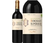Vinho Tinto Pierre Chanau Bordeaux Superieur Bio 0.75 L