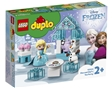 A Festa Chá Duplo Princess Tm Da Elsa E Do Olaf