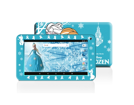 "Tablet Estar Themed Blue Frozen 7"" 8GB MID7388B-F 7.1"