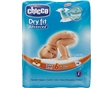 Fralda Chicco Dry Fit T6 28 Un