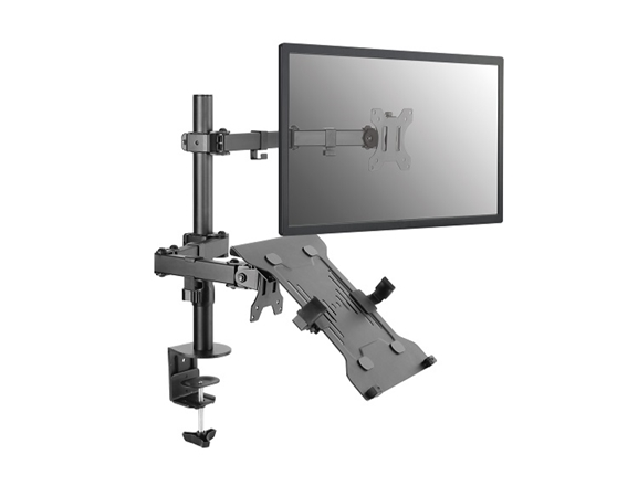 "Suporte TV 13""-32"" Vesa Desk Mount 360º Rotation, 180º SWIVEL AND + 45º"
