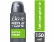 Deo  Spray Dove Extra Fresh 150 Ml