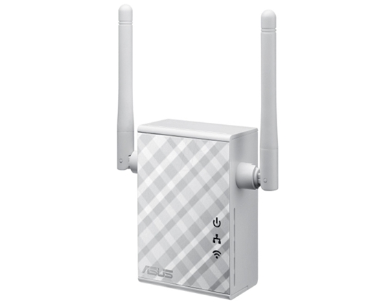 MINI RANGE EXTENDER WIRELESS N300Mbps ASUS - RP-N12