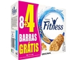 Barra De Cereais Nestlé Fitness Natural 8+4 282 G