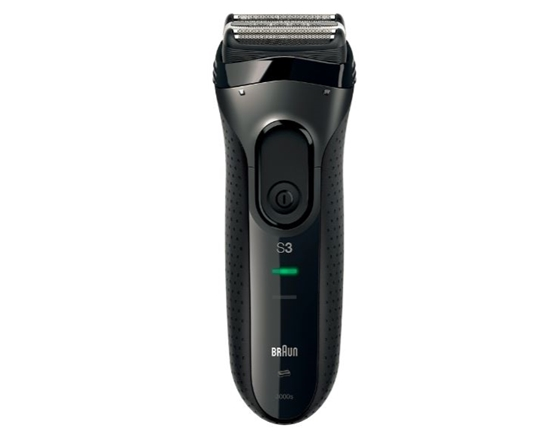 BRAUN MAQ BARBEAR  SERIES  3 3000