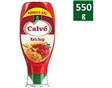 Ketchup Calvé Top Down 550 G
