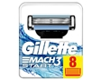 Carregador Gillette Mach3 Start 8un 81651765