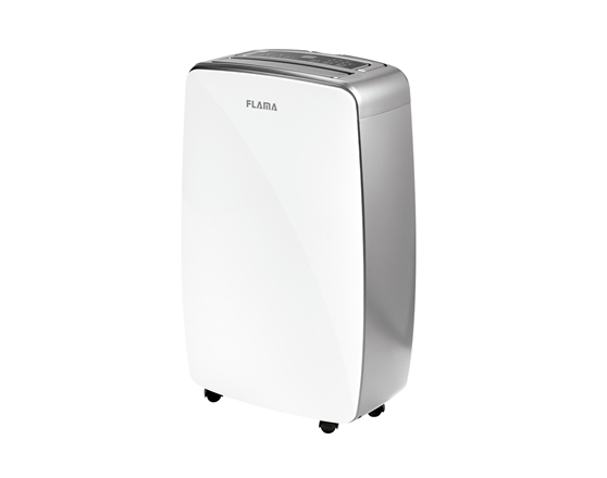 DESUMIDIFICADOR FLAMA BCO/CINZA DIGITAL 20LT 1328FL