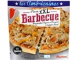 Pizza Auchan Xxl Barbecue 600g