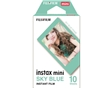 Carga Colorfilm Fujifilm Instax Mini 10 Sky Blue