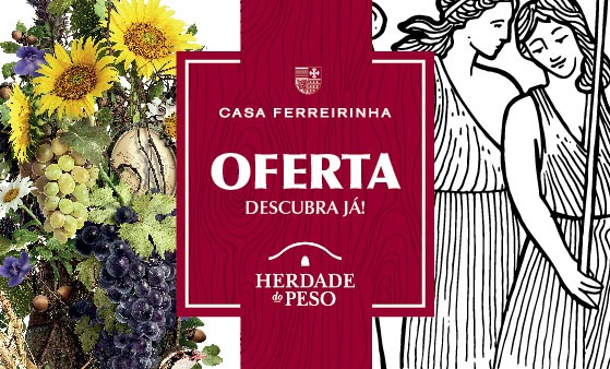 Oferta Herdade do Peso.