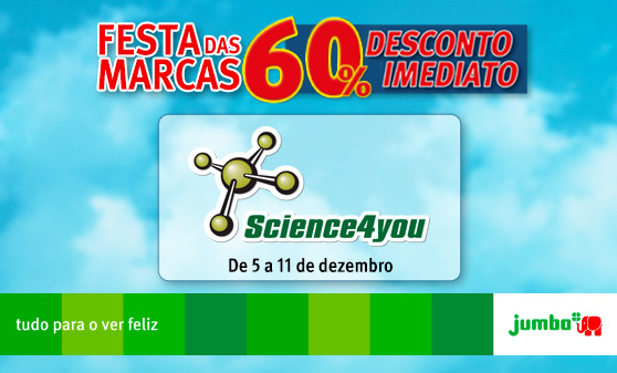 Campanha Science 4 You
