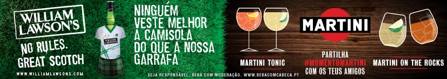 William Lawsons e Martini