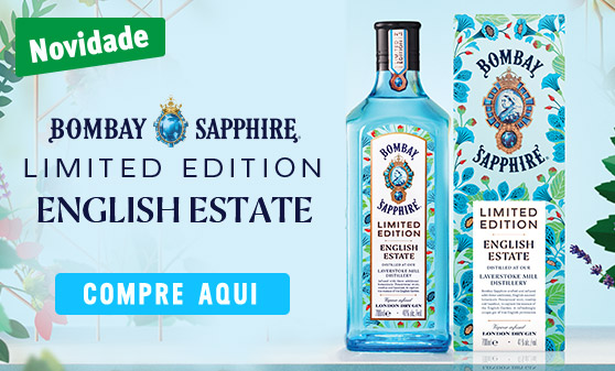 Bombay Saphire - English State!