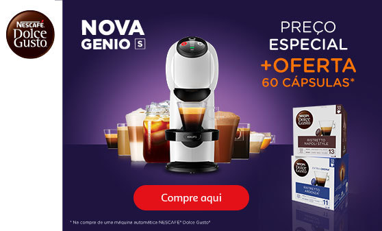 Dolce Gusto Máquinas